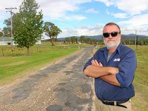 Where are the Granite Belt's worst roads?