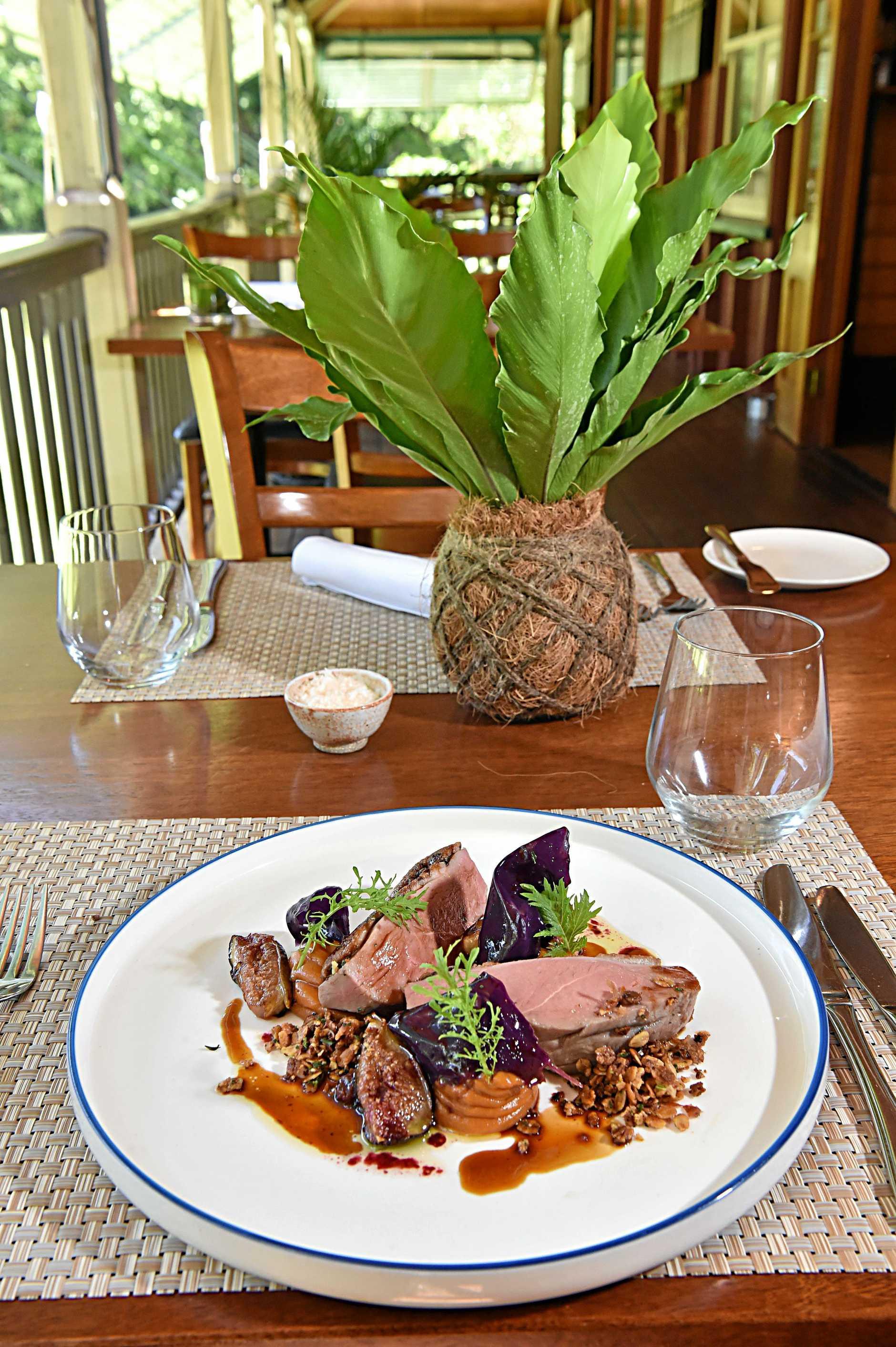 Restaurant Review at Harry's on Buderim.Chef Stuart Bell serves up world class cuisine
