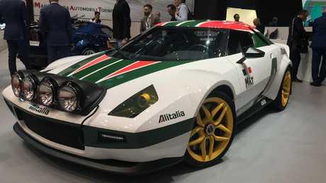 BYO Ferrari, bags of cash.