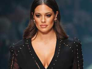 'Just a model': Ashley blasts 'plus size' label