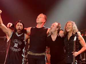 Metallica announce Aussie tour