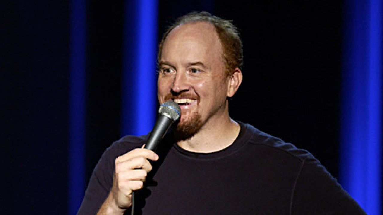 Masturbating in public is never okay, even if you are a celebrity. Yes, that means you, Louis C.K. Picture: supplied