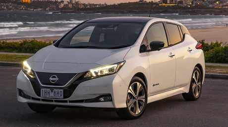 Australia is one of the last markets in the world to get the new Leaf electric car.