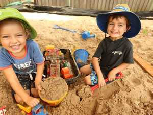 How the sandpit keeps your child fit