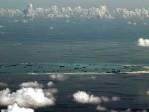 Violence erupts: China 'sinks' boat