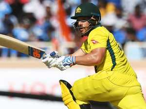 Aussies record historic ODI win