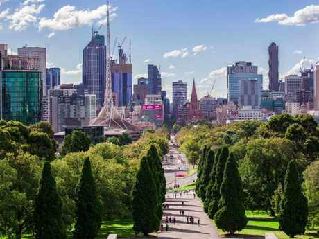 Melbourne's CBD has plenty to offer food and wine lovers.