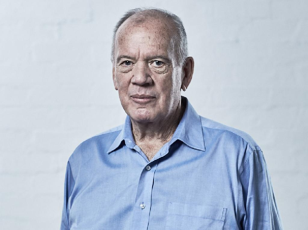 Mike Willesee died last week after a battle with throat cancer