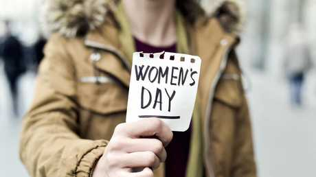 The real problem with International Women's Day that no one's talking about … Source: iStock
