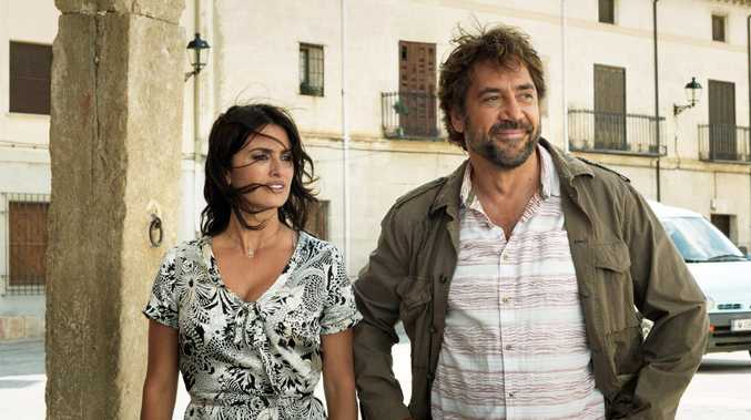 Penelope Cruz, left, and Javier Bardem in a scene from Everybody Knows. Picture: Teresa Isasi/Focus Features via AP