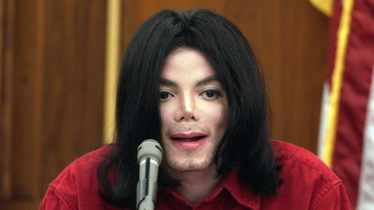 Michael Jackson was dogged by allegations of sex abuse for years but denied all claims. Picture: Jim Ruymen-Pool/Getty Images