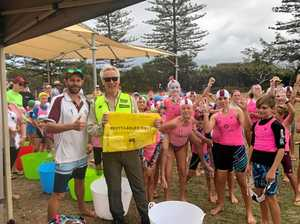 Staging a clean-up is a Peregian Beach hit