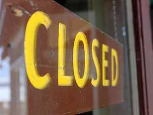 CLOSED FOR BUSINESS: Convenience store shuts in busy complex