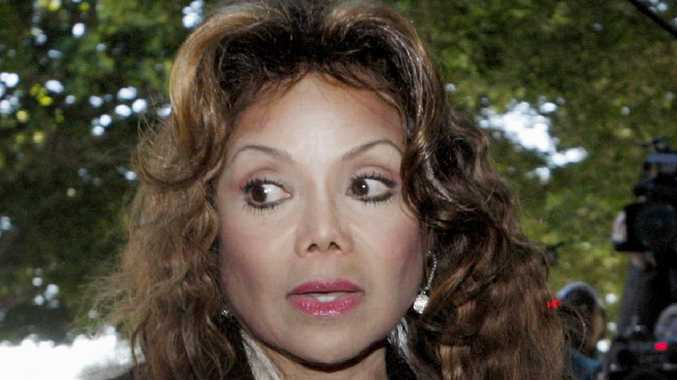 LaToya Jackson said in 1993 that she could not be a silent collaborator to Michael Jackson's crimes against small children. Picture: Supplied