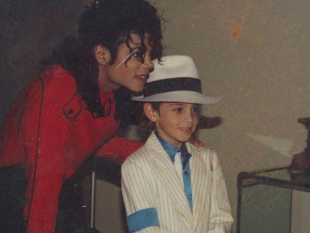 Wade Robson in Leaving Neverland. Picture: Supplied