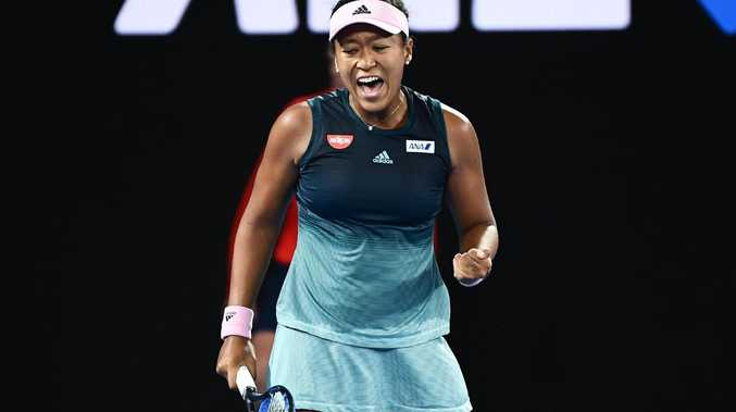 Japan's Naomi Osaka wants to be admired for the