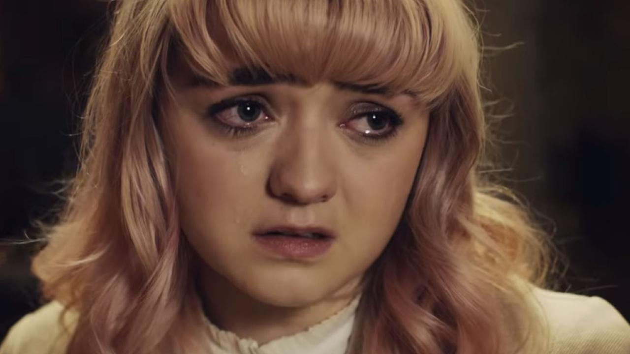 Maisie Williams starring in Freya Ridings — You Mean The World To Me video Picture: YouTube