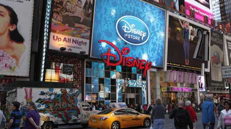 Once Disney+ launches, Disney content won't be accessible anywhere except via the new platform. Picture: iStock