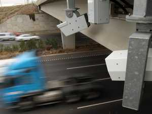 Truckie slam new heavy vehicle monitoring cameras in ACT