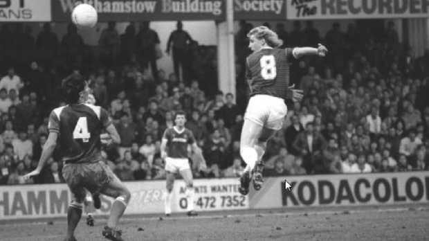 Frank McAvennie was renowned for his sublime skill on the pitch.