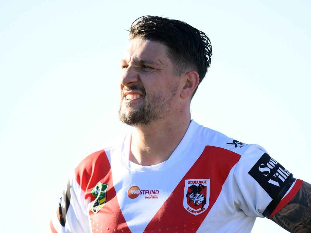 Widdop's move to fullback is yet to reap rewards.