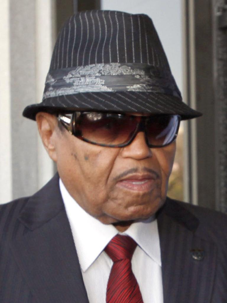 LaToya Jackson said she was abused by father, Joe Jackson. Picture: AP