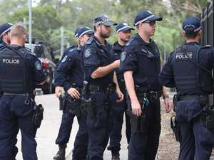 Aussie city suffers in huge crime spree
