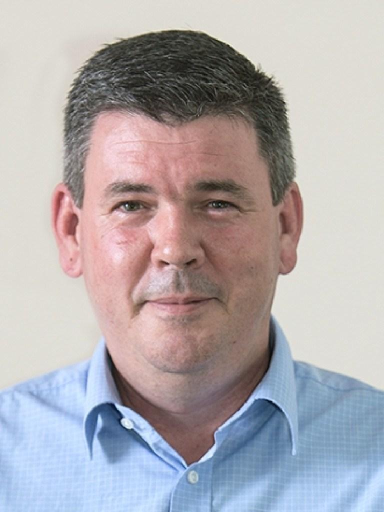 United Australia Party candidate for Dawson Colin Thompson