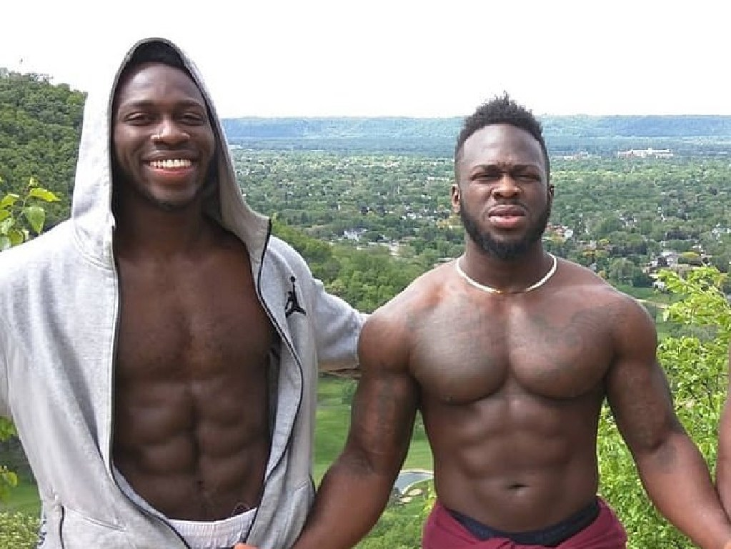 Empire actors Abimbola 'Abel' (left), and Olabinjo 'Ola' Osundairo (right) were questioned over the alleged attack on Jussie Smollett.