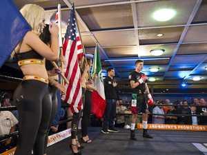 Spark dominates to claim belt