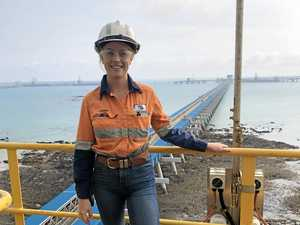 Hay Point engineer crushing gender stereotypes