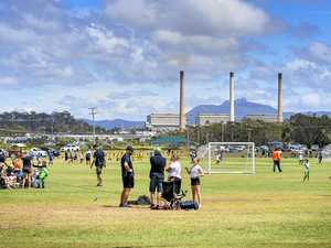 Council halves park hire fee for junior soccer clubs