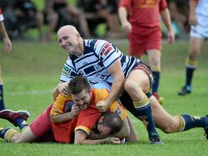 Old boys show they still have it in special game