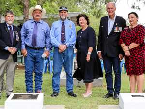 Unmarked graves of 51 soldiers named and remembered