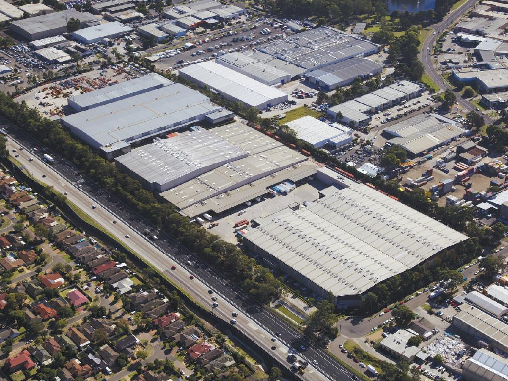Amazon pledged to hire 500 permanent staff over the next 12 months at its second Australian warehouse in Moorebank, Sydney. Picture: Supplied