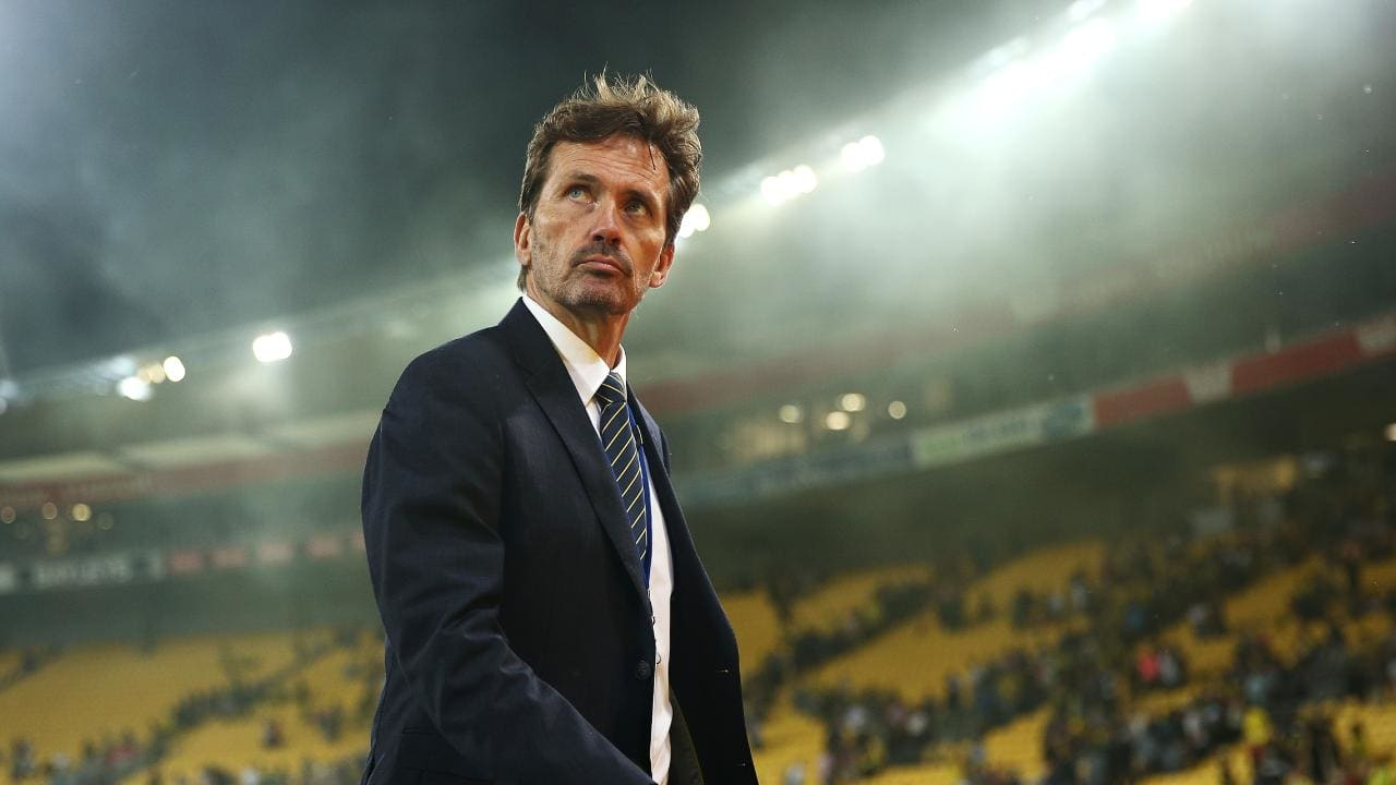 Mike Mulvey has been brutally sacked by the Central Coast Mariners