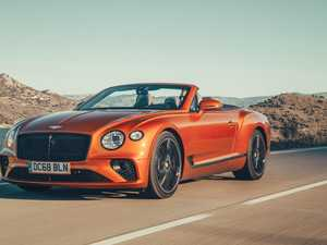 TESTED: Bonkers $460k entley Continental GT convertible