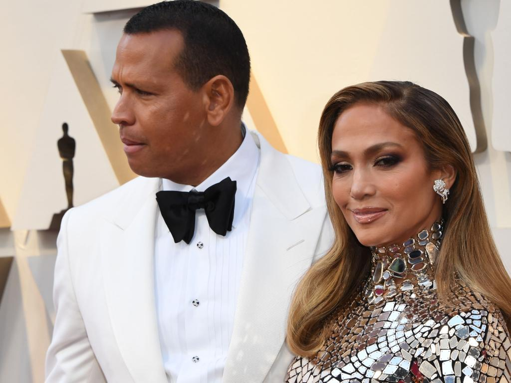 Jennifer Lopez and Alex Rodriguez are engaged.