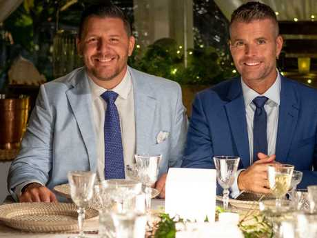 Feildel won his MKR role with the support of Pete Evans.