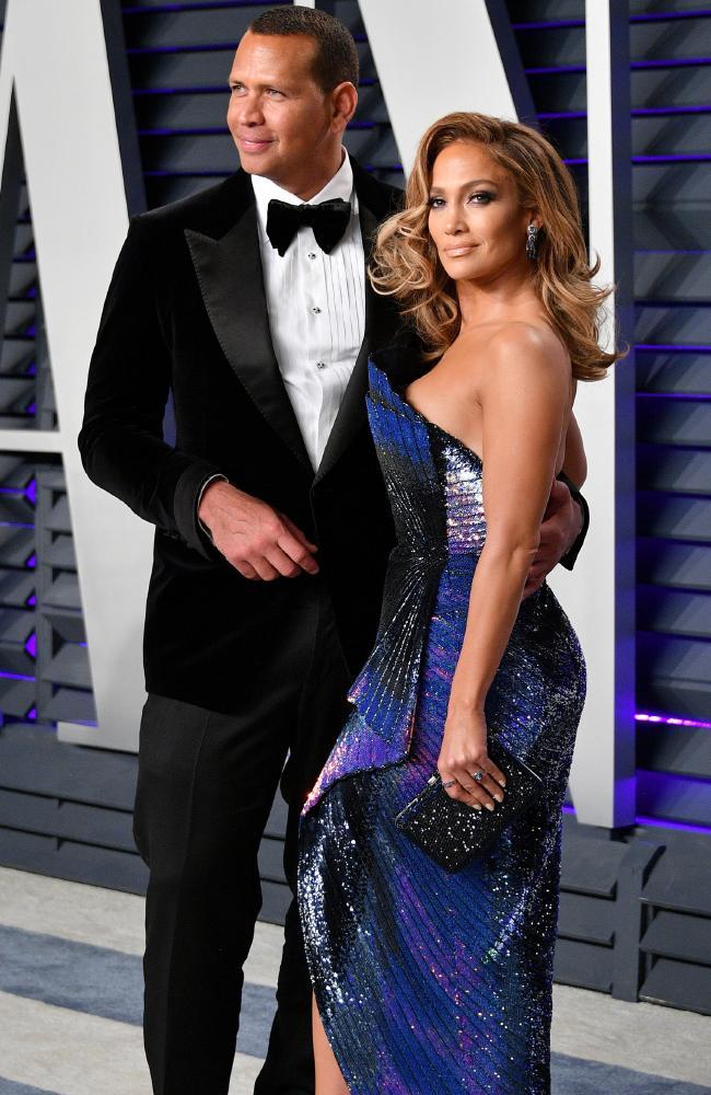Jennifer Lopez and Alex Rodriguez are engaged.