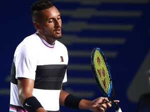 Fresh Kyrgios drama really kicks off