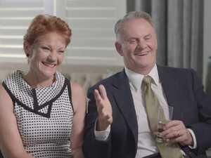 Hanson, Latham leave Australia cringing