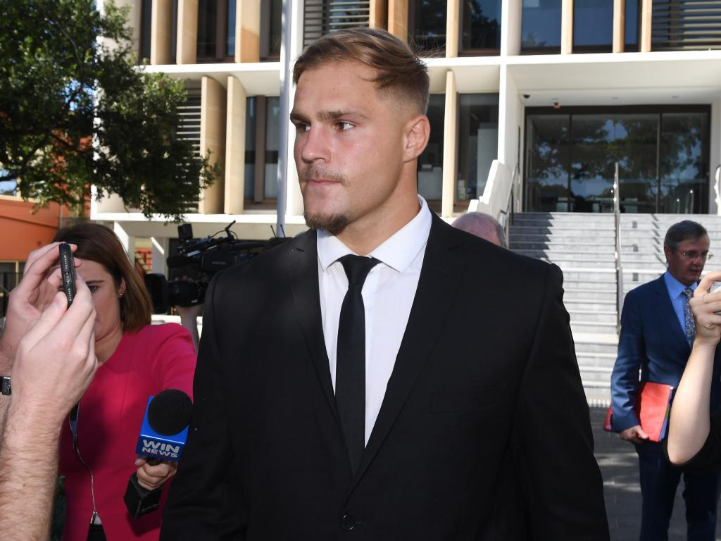 Jack de Belin is maintaining his innocence.