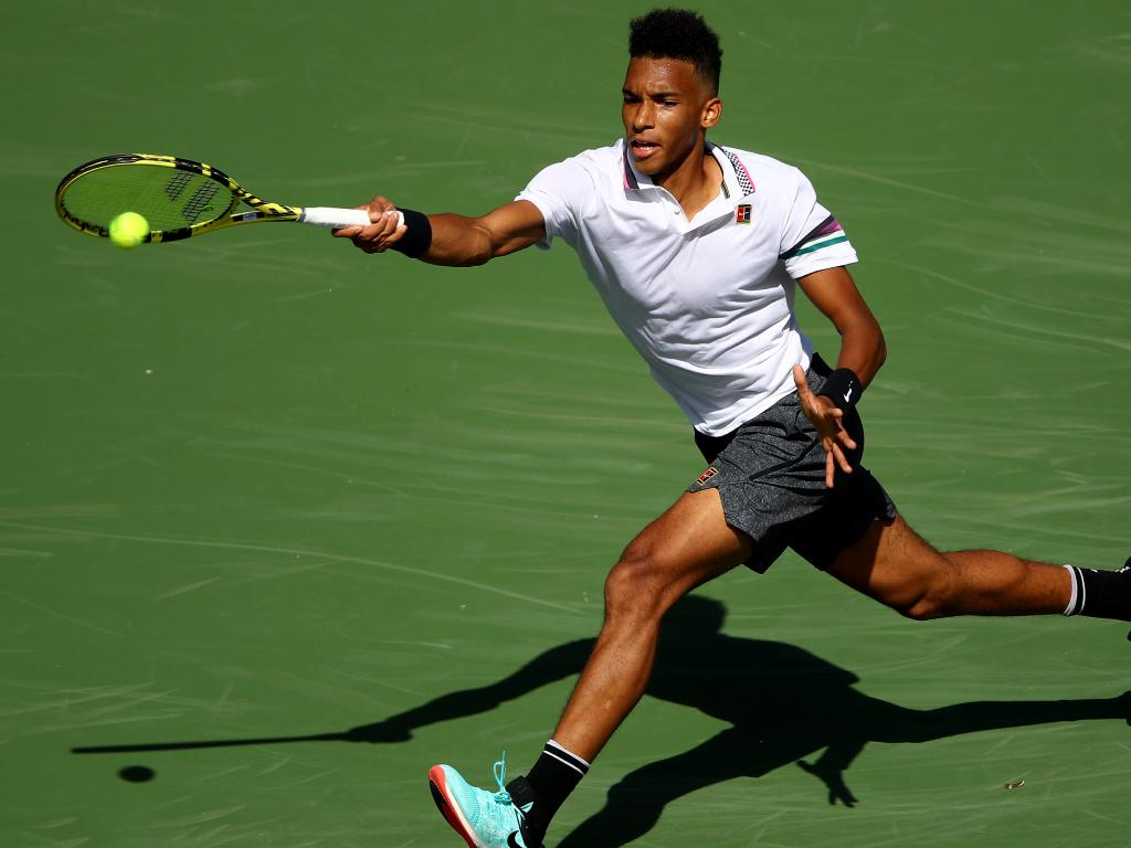 Auger-Aliassime has all the tools to become a star.