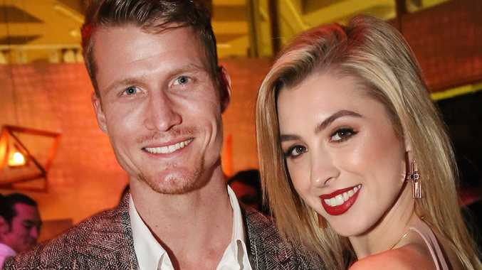 Richie Strahan and Alex Nation dated for over a year after meeting on the Bachelor in 2016