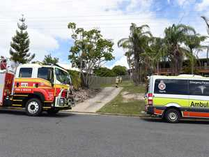 Fire crews, paramedics called to suspected fire