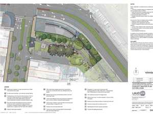 Upgrades to link Railway Parklands Precinct, Queens Park