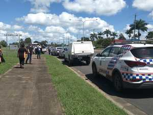 Armed man in siege at Paget business