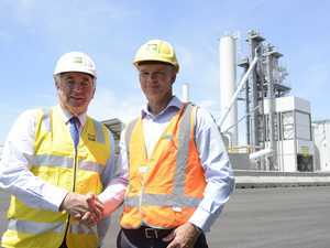 Boral backs region with new $13m asphalt batching plant