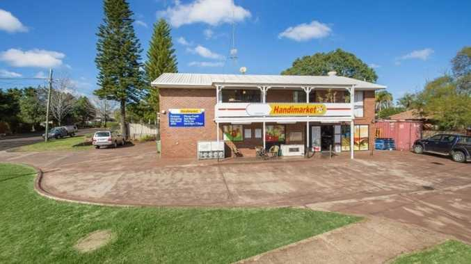 STATE BUY: A Wilsonton Heights corner store has been bought by the Department of Communities for $400,000.